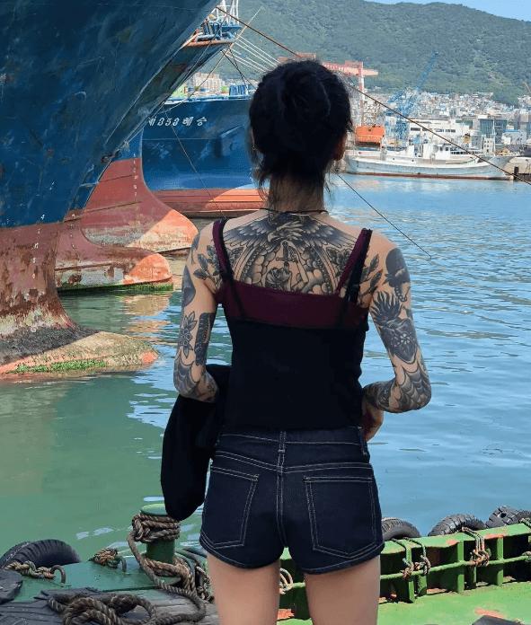 纹身妹子究竟有什么魅力!?