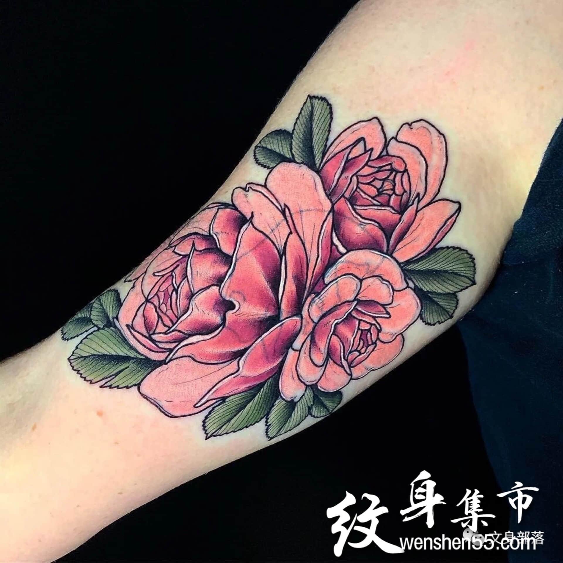 彩色纹身,newschool纹身,INS:maxvktattoos_纹身艺术家连载