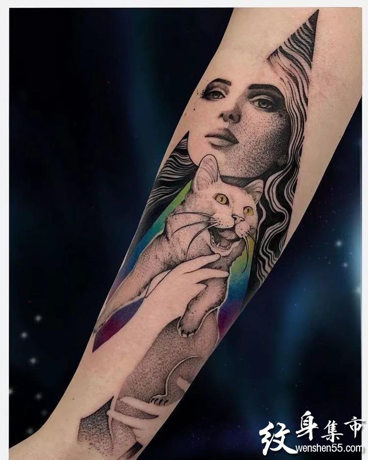 欧美纹身,欧美纹身手稿,欧美纹身手稿图案