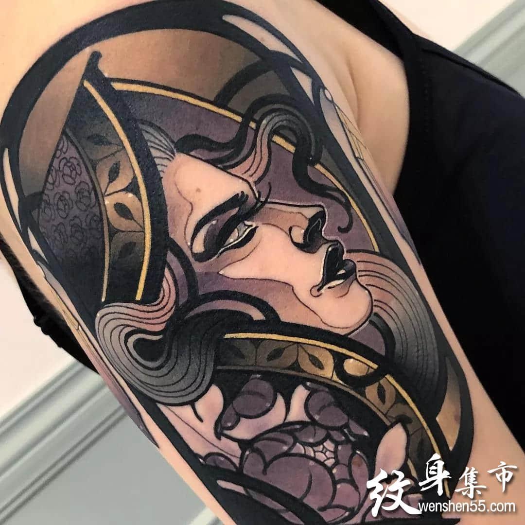 美式传统纹身,美式传统纹身手稿,美式传统纹身手稿图案