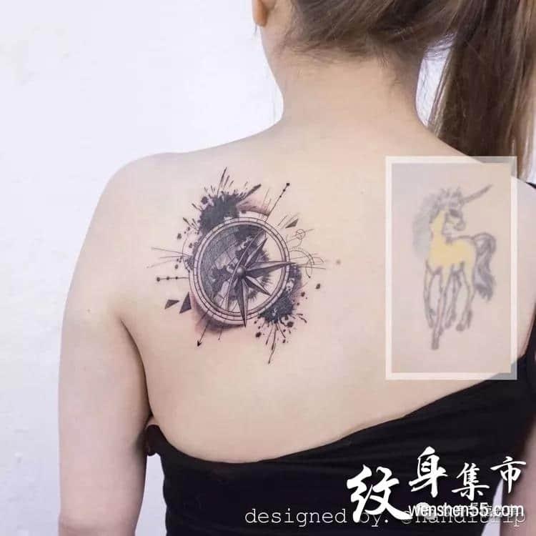失败纹身遮盖,失败纹身遮盖手稿,失败纹身遮盖手稿图案