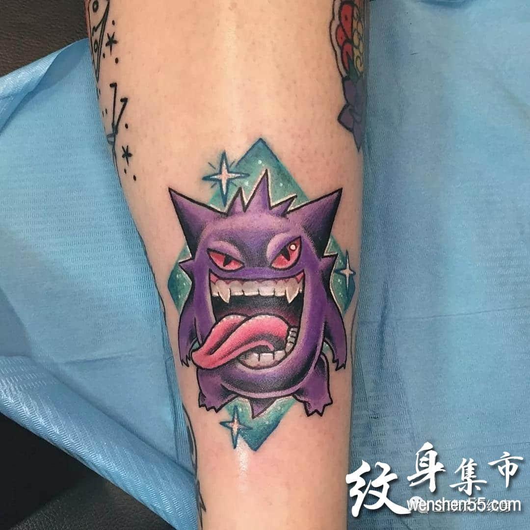 耿鬼纹身,耿鬼纹身手稿,耿鬼纹身手稿图案大全