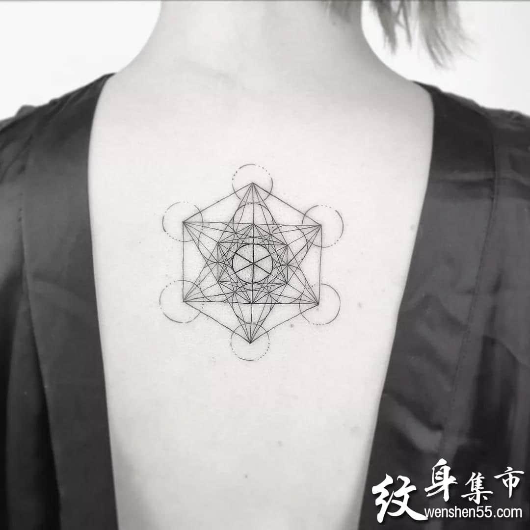 黑灰点刺纹身,黑灰点刺纹身手稿,黑灰点刺纹身手稿图案