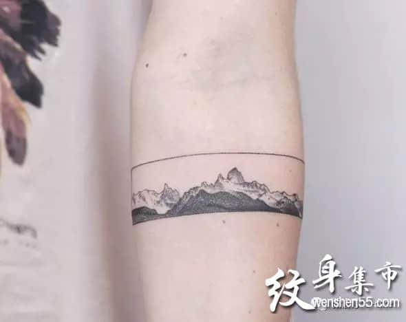 小清新纹身,小清新纹身图案大全