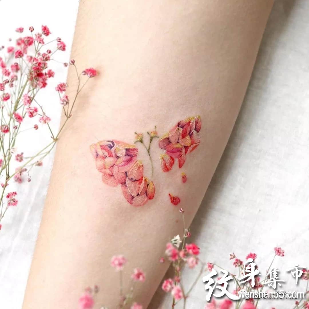 小清新纹身,小清新纹身手稿,小清新纹身手稿图案大全