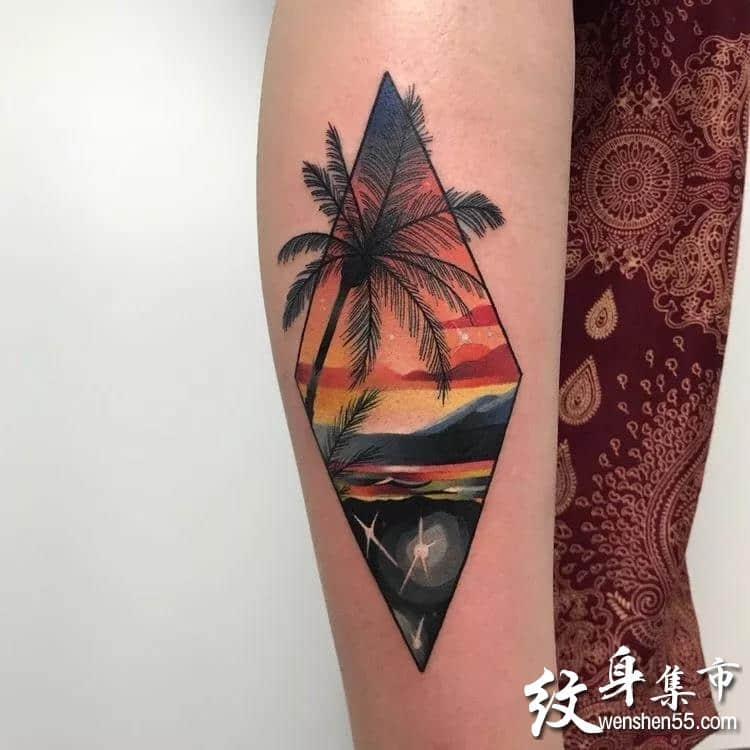 插画风格纹身,插画风格纹身手稿,插画风格纹身手稿图案