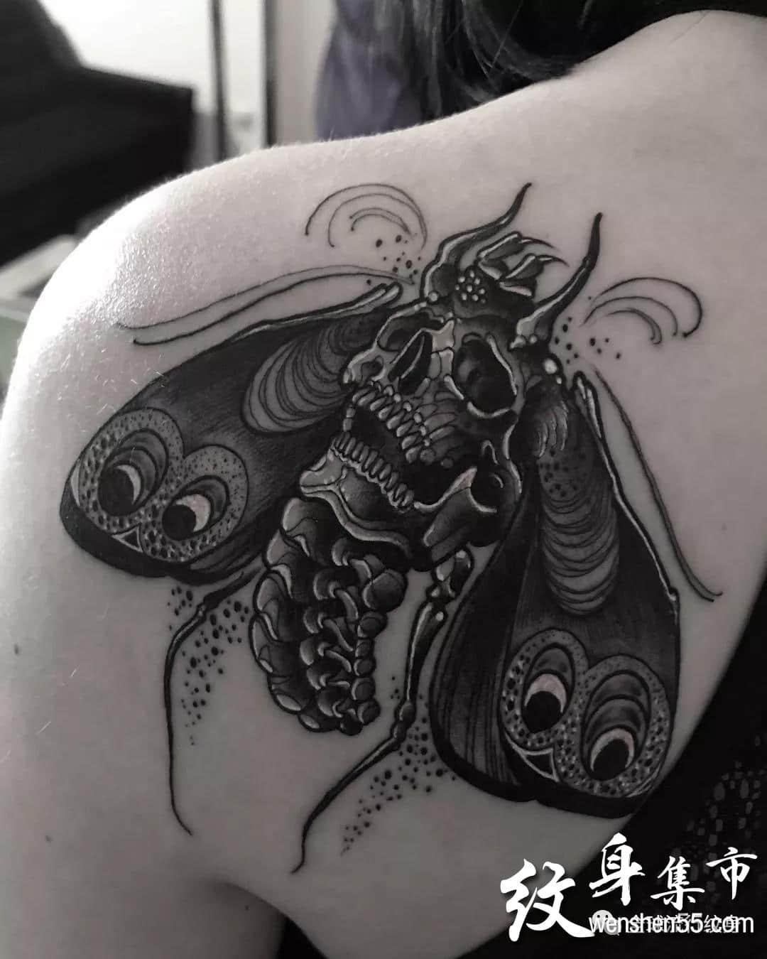 暗黑纹身,暗黑纹身手稿,暗黑纹身手稿图案大全