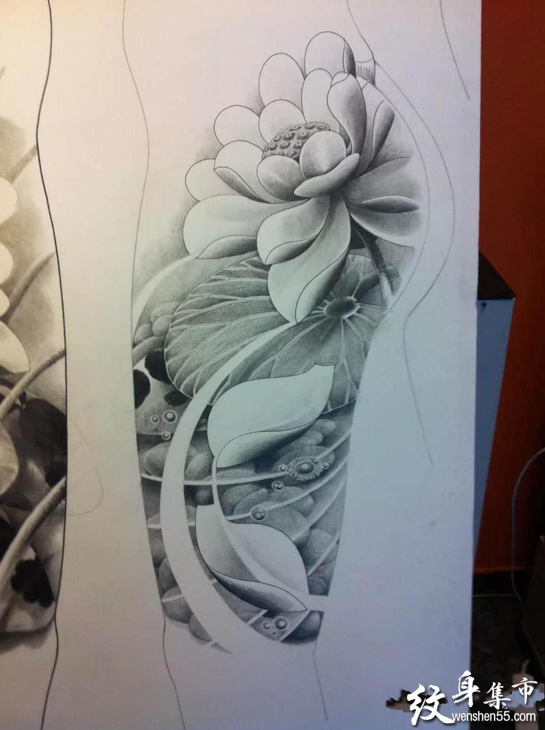 传统花臂花腿纹身,传统花臂花腿纹身手稿,传统花臂花腿纹身手稿图案