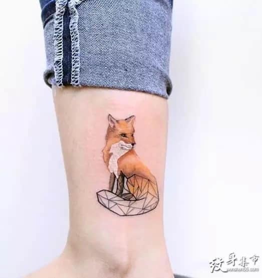 缤纷水彩纹身,缤纷水彩纹身手稿,缤纷水彩纹身手稿图案
