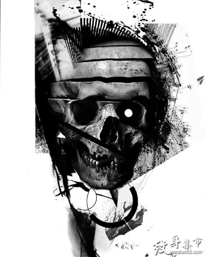 黑白写实纹身,黑白写实纹身手稿,黑白写实纹身手稿图案