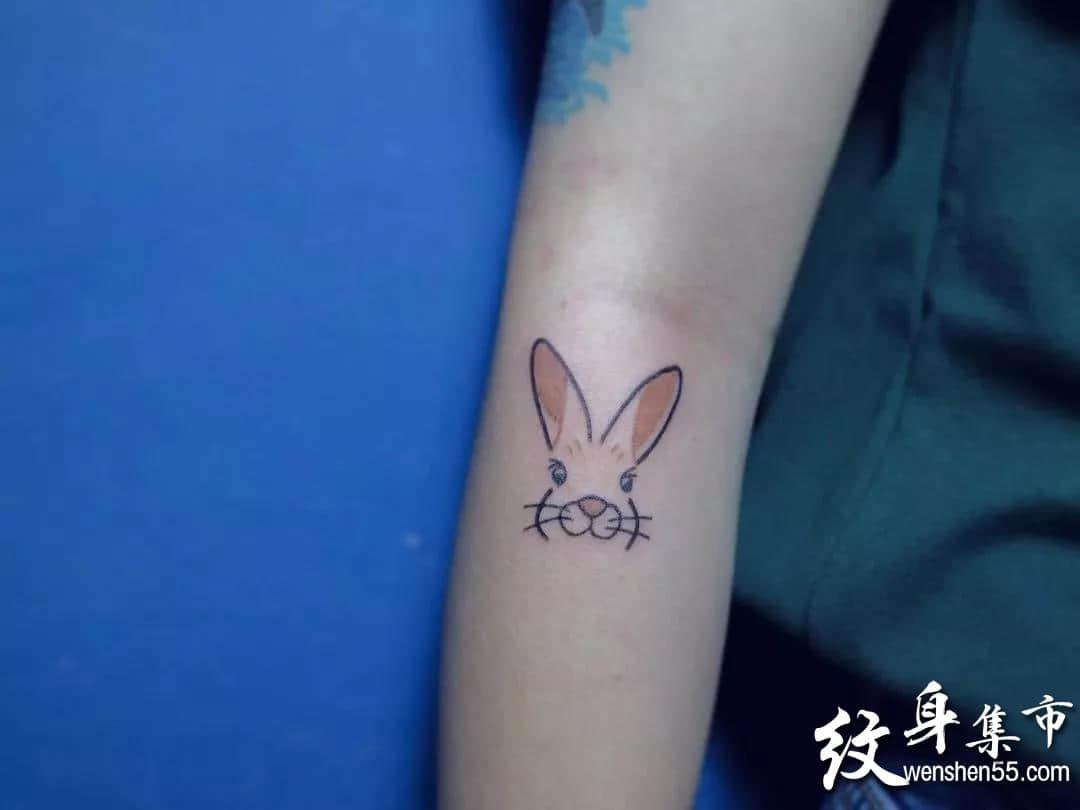 小清新小图纹身,小清新小图纹身手稿图案
