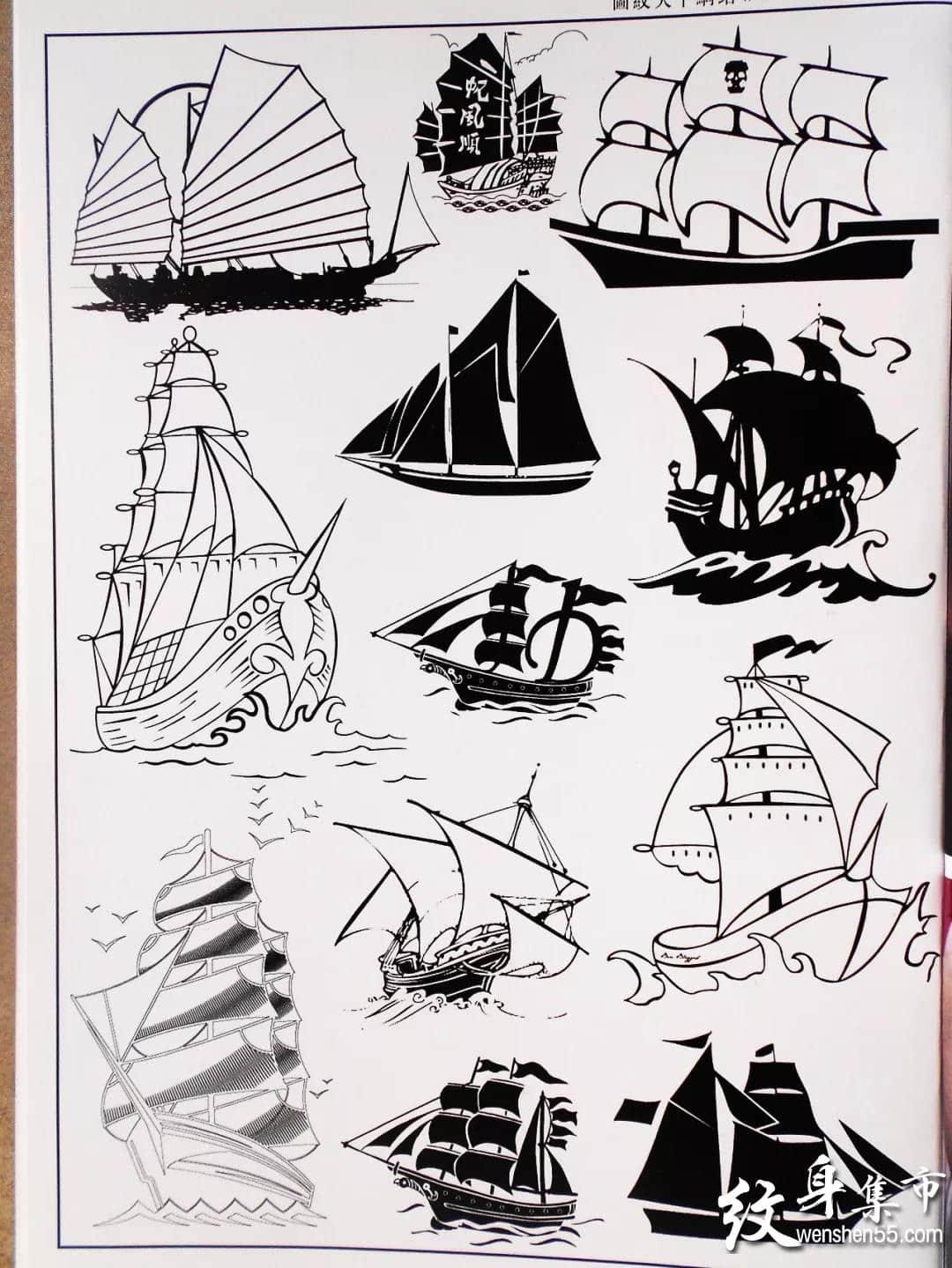 小图纹身,小图纹身手稿,小图纹身手稿图案