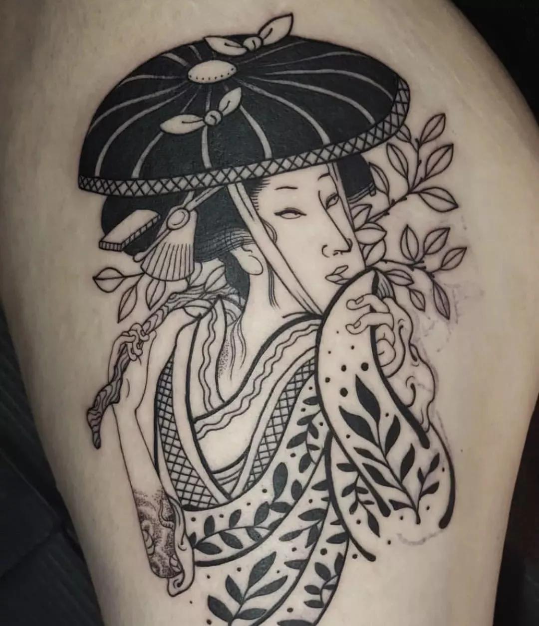 聊一聊日本的纹身文化
